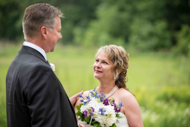First Look - Wedding on Magnolia Blossom Cruises