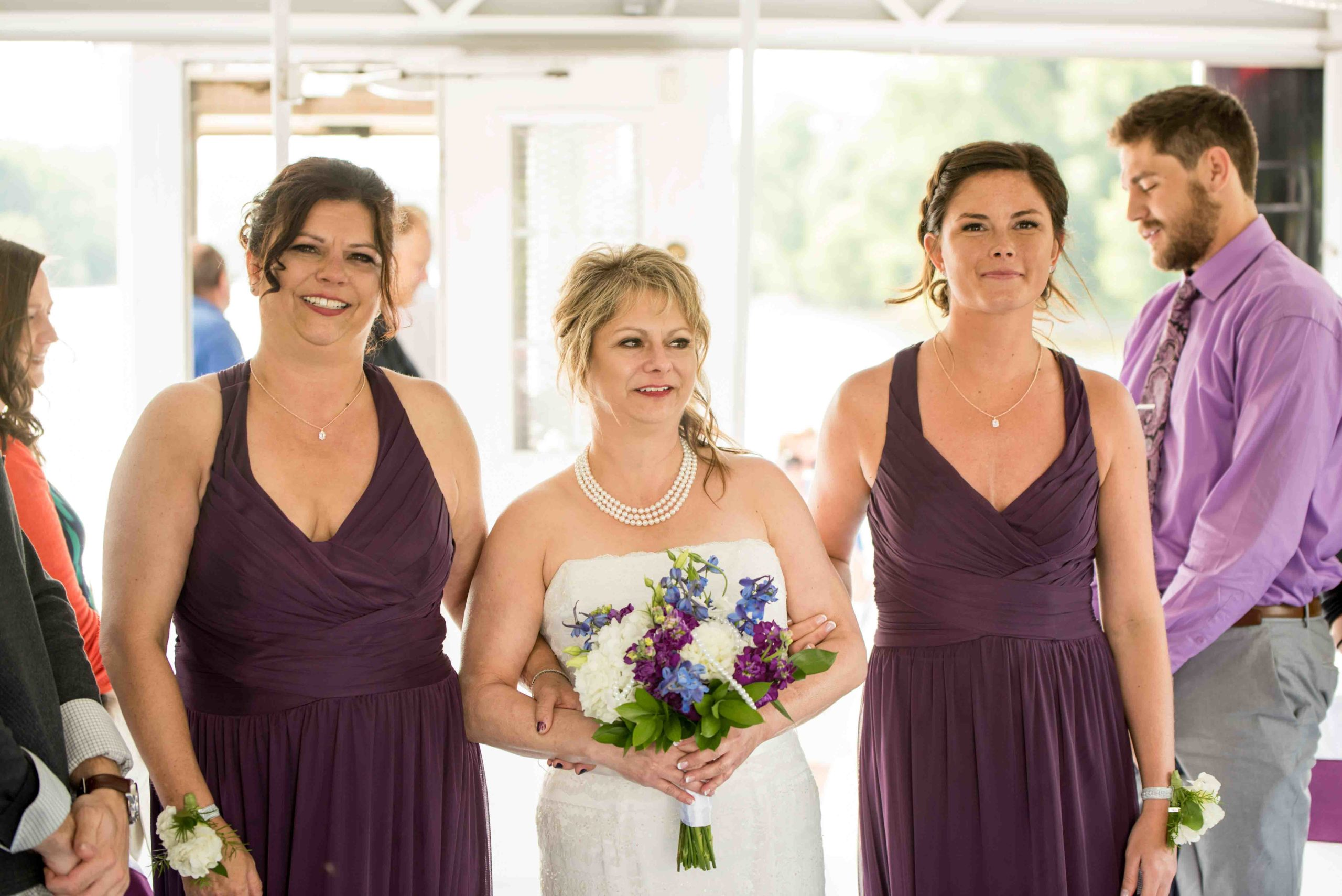Bride - Magnolia Blossom Cruises